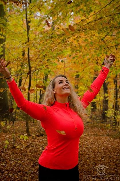 Træning SOC Træningstøj Træningsglæde Skovsøen Efterår Blog Blogger Odense