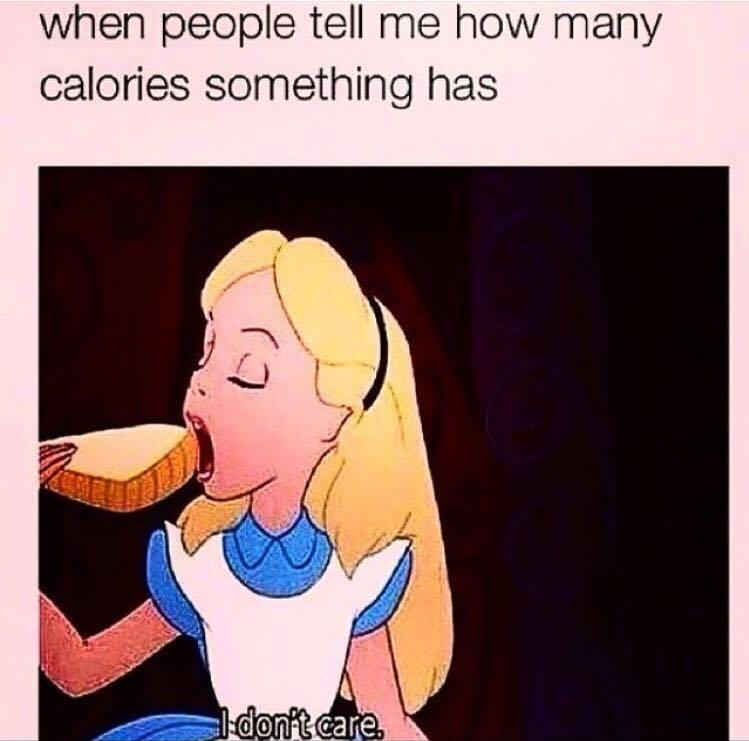 Tæller du kalorier Blog Blogger Vægttab