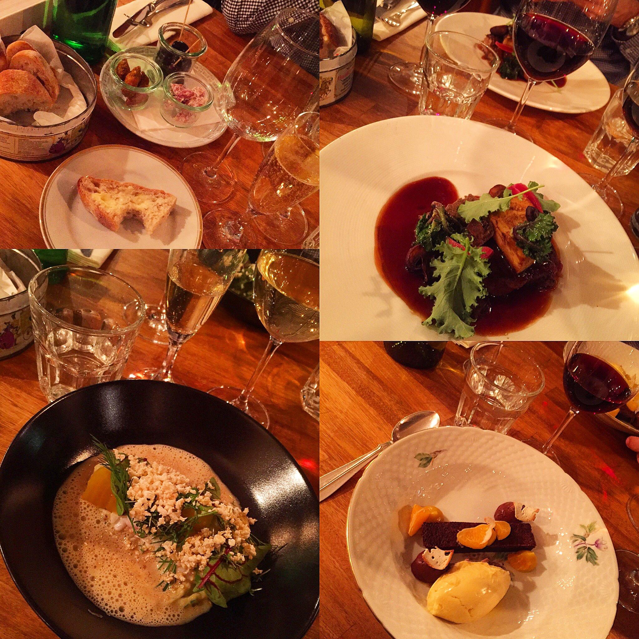 Kok og vin Odense Spis Restaurant Årsdag Anbefaling Vin menu Top 5