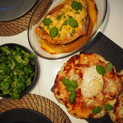 Kinaradisse Grøntsags Pizza Basilikum Opskrift Blog Blogger Glutenfri