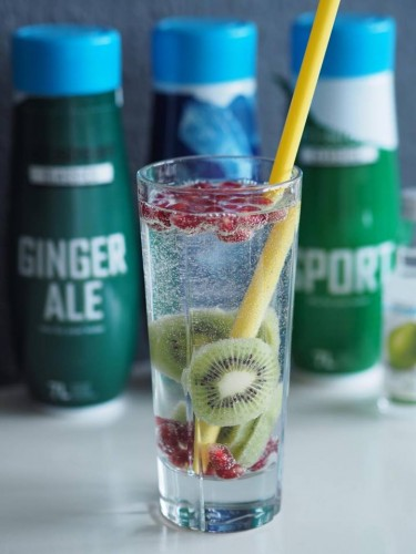 Sodastream Drik Watermadeexciting Ginger ale Sport Drinks Sommer Blog Anbefaling