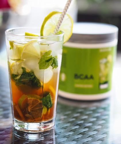 Mojito Alkoholfri Drink Drinks Inspiration BCAA Bodylab Blog Blogger Opskrift Opskrfter
