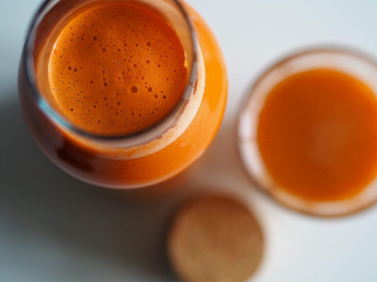 Vitaminrig juice