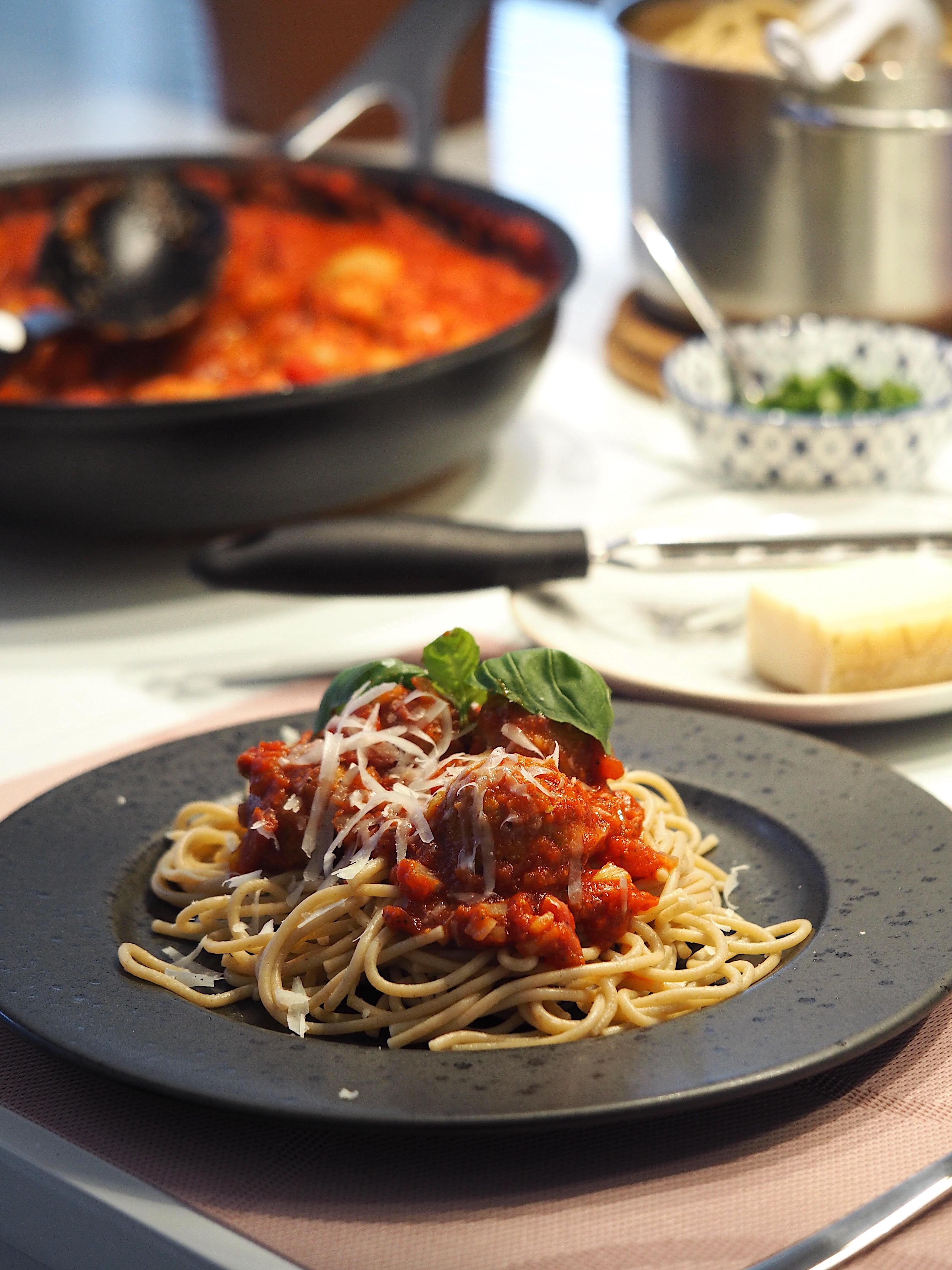 pasta puttanesca opskrift