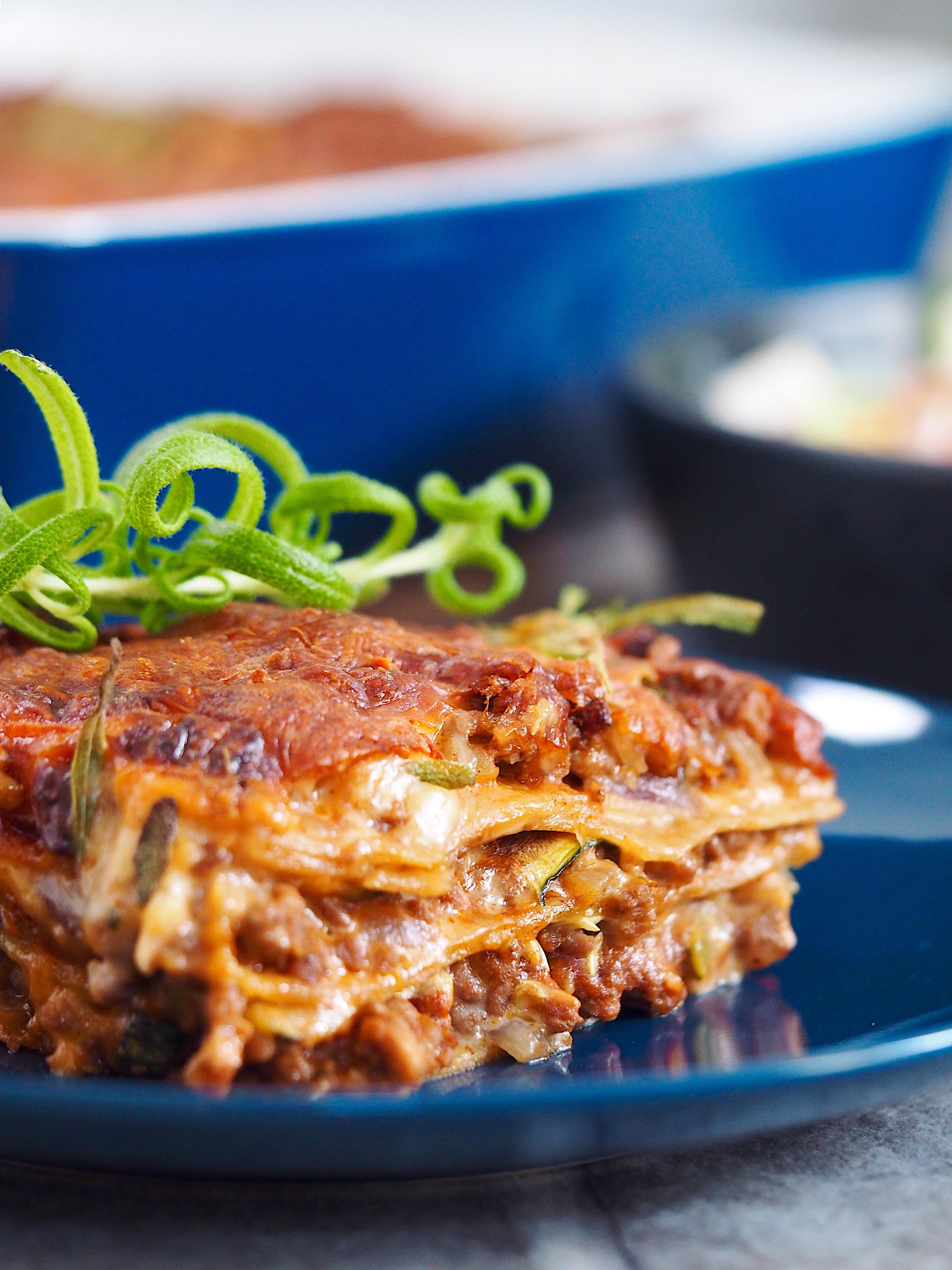 lasagne krydderiblanding