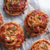Lækre og svampede pizzasnegle med frisk timian | Inspiration til din og børnenes madpakke