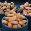 Verdens nemmeste ristede saltmandler | Én opskrift på 3 forskellige slags snack mandler