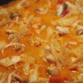 Thai inspireret gryderet med kylling, grøntsager og kokosmælk